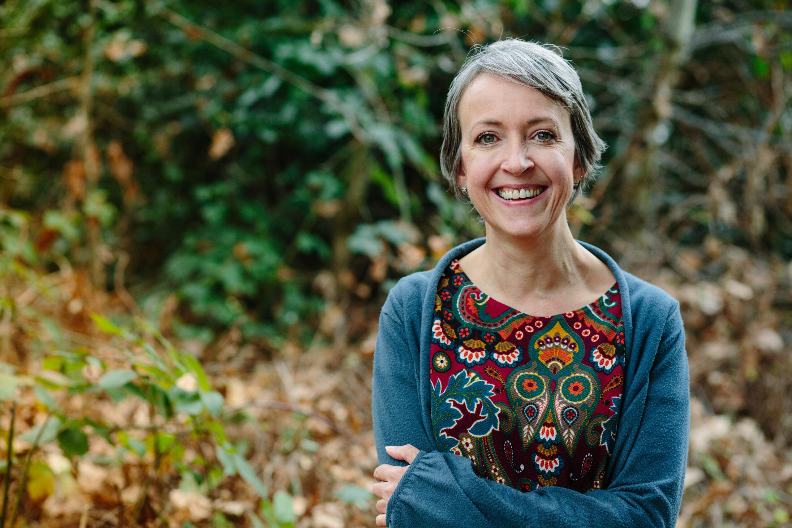 Firewalking Looking beyond your limitations – Lottie Moore